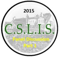 2015 CSLIS Panel Part 1