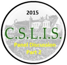 2015 CSLIS Panel Part 2