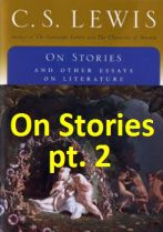 On Stories (Essay Chat pt. 2)
