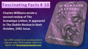 Screwtape Facts 10