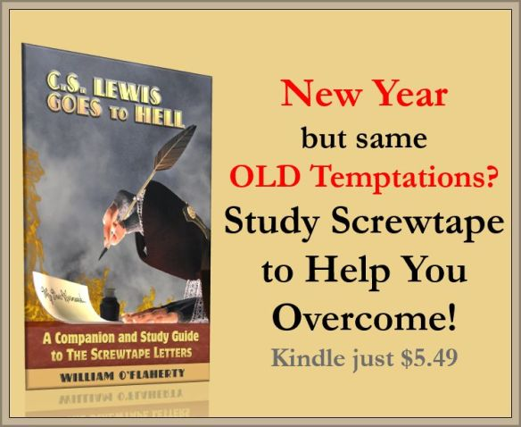Why Not Study The Screwtape Letters | C S  Lewis Minute